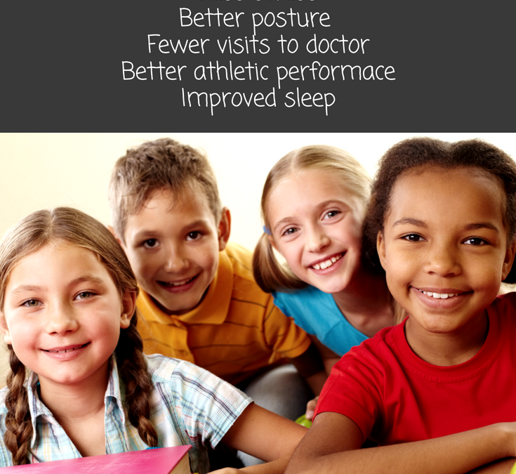 Chiropractic as Preventative Care for Children